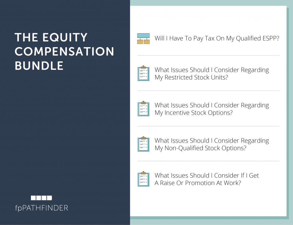 fpPathfinder Equity Compensation Bundle